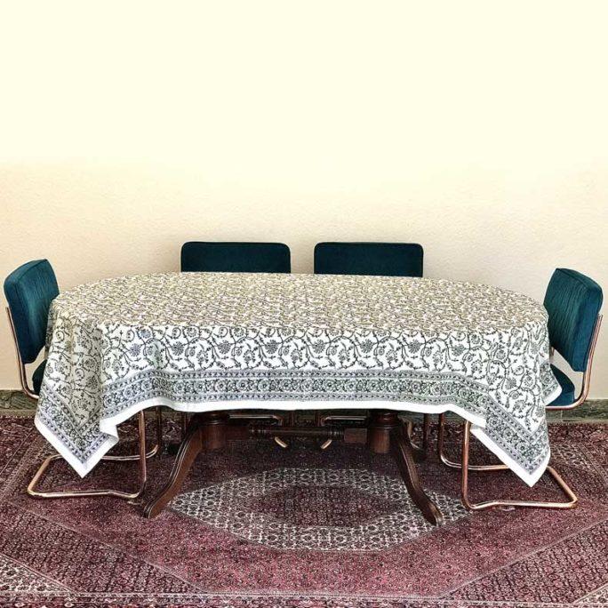 Tischdecke 6-Sitzer